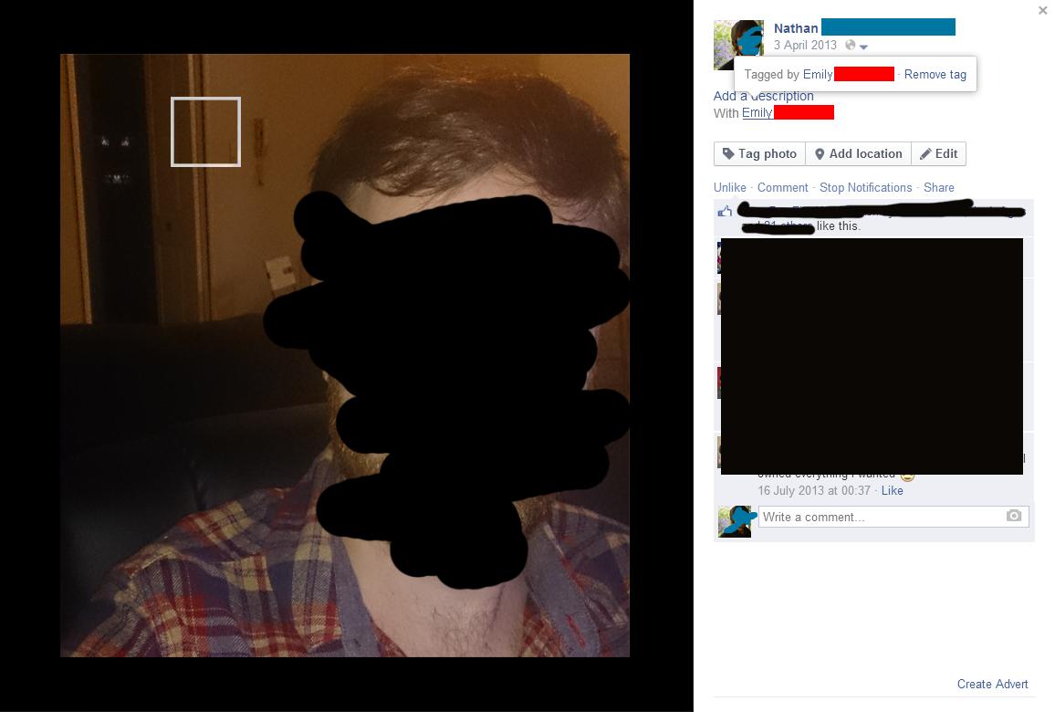 facebook meddelande funkar inte vänner